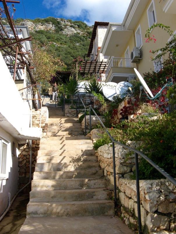 131 steps