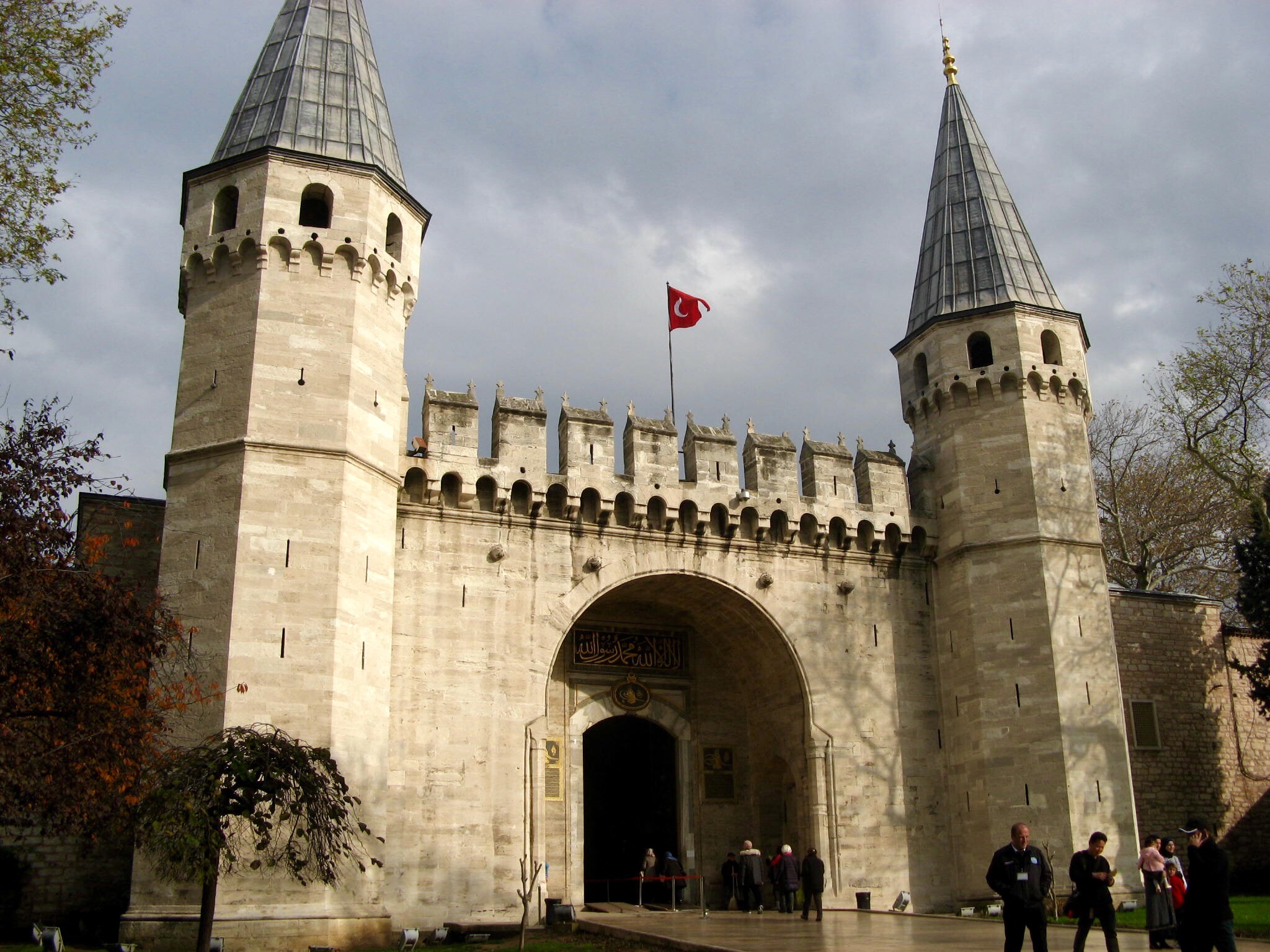Istanbul – Topkapi Palace | Taking Our Time